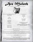Ave Molech - History & World