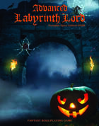 Drivethrurpg Halloween Pumpkins 2020 Advanced Labyrinth Lord Pumpkin Spice 2020   Goblinoid Games