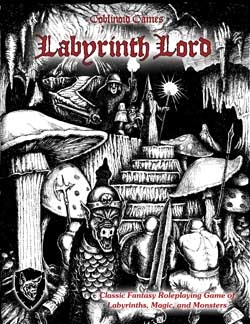 Labyrinth Lord: Revised Edition