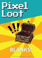Pixel Loot - Blanks