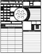 Age of Stories Character Sheet