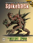 Spikeback: Creatures of the Apocalypse 3