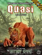 Quasi: Creatures of the Apocalypse 8