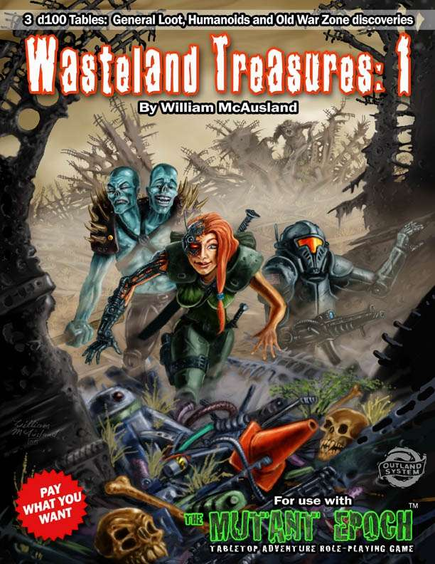Wasteland Treasures 1