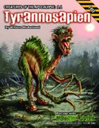 Tyrannosapien: Creatures of the Apocalypse 11