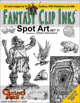 Fantasy Clip Inks:: Spot Art Set 11