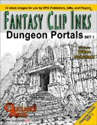Dungeon Portals set 1