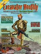 Excavator Monthly Magazine Issue 2