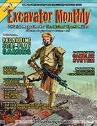 Excavator Monthly Magazine Issue 2