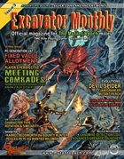 Excavator Monthly Magazine Issue 3