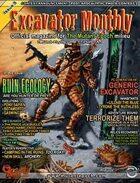 Excavator Monthly Magazine Issue 5