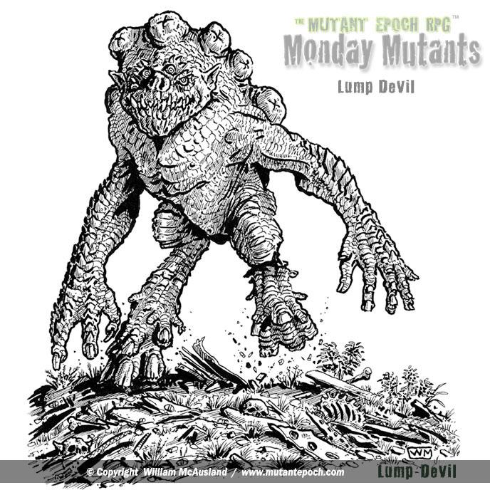 Monday-Mutants-4-Lump-Devil-The-Mutant-E
