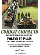 Poland to Paris - Army Lists September 1939 - July 1940