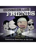 Conspiracy Friends volume one