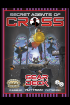 Secret Agents of CROSS Gear Deck
