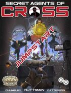 Secret Agents of CROSS Jump Start (Savage Worlds Adventure Edition)