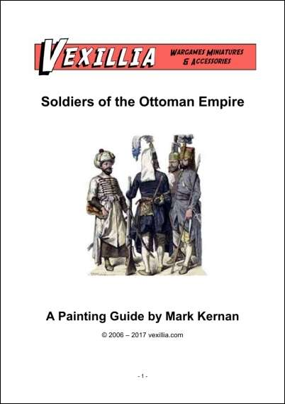 Soldiers Of The Ottoman Empire