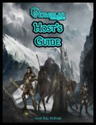 Morgalad Fantasy RPG Host's Guide