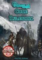 Morgalad Fantasy RPG Core Rulebook
