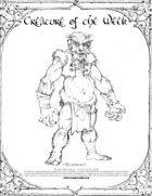 Creature of the Week - Bjornigar
