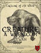 Ewah Ecology