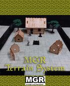 MGR Terrain System