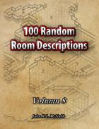 100 Random Room Descriptions Volumn 8