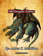 100 Dragon Names