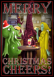 Cthulhu Christmas Card
