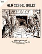EG1 The Hidden Tomb of Nephabti