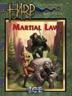 HARP Martial Law PDF