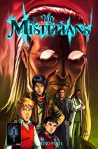 The Misterians #1 (versión española)