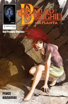 The Ballad of Brighid of Atlanta #1 (Kid-Friendly Version)