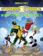Strike Force Mutants & Masterminds Hero Lab Character Pack