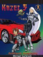 Kazei 5 (HERO System)