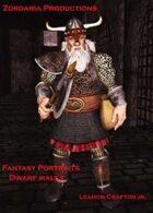 Fantasy Portraits: Dwarf Males