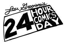 24 Hour Comics Day
