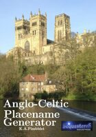 Anglo-Celtic Placename Generator
