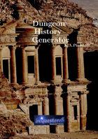 Dungeon History Generator