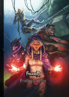 Fragged Empire,Protagonistes