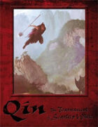 Qin: The Tournament of Scarlet and White