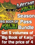 Mecha vs Kaiju: Kaiju Summer Season Pass [Bundle]