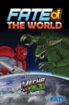 Mecha vs Kaiju: Fate of the World