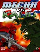 Mecha vs Kaiju: True20