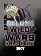 Wild Wars - Deluxe Solo Deck - Sky