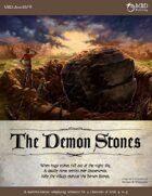 The Demon Stones (Swords & Wizardry)