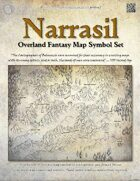 Narrasil Fantasy Map Icon/Symbol Set/Pack