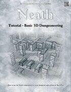 Neath 3D Dungeon Map Components for SketchUp