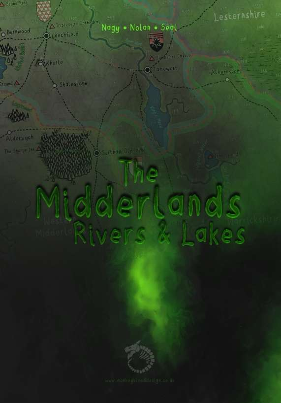 The Midderlands - Rivers & Lakes