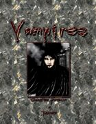 Vampires Character Portraits